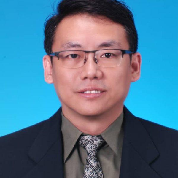 陈庆鸿 副主席